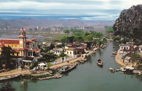 Kenh Ga, une destination touristique de choix a Ninh Binh hinh anh 1