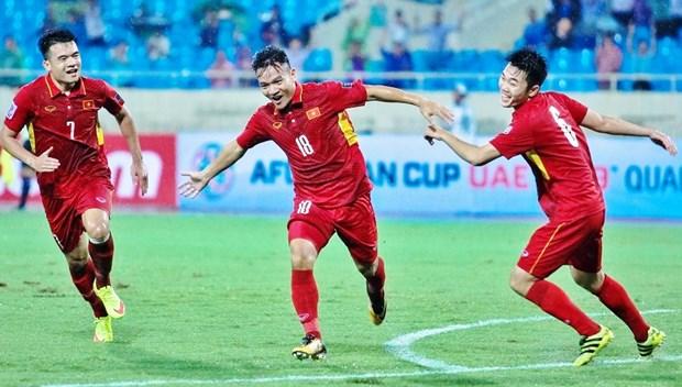 Football : le Onze vietnamien progresse au 121e rang mondial hinh anh 1