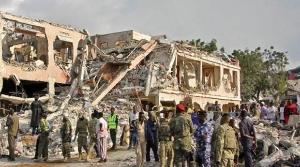 Attentat de Mogadiscio : Message de condoleances du Vietnam hinh anh 1