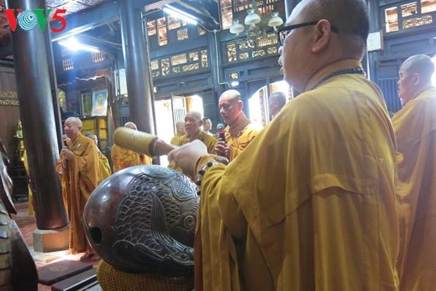 Vinh Trang, un site incontournable pour les bouddhistes au Sud hinh anh 4