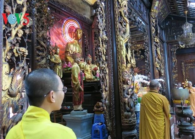 Vinh Trang, un site incontournable pour les bouddhistes au Sud hinh anh 3