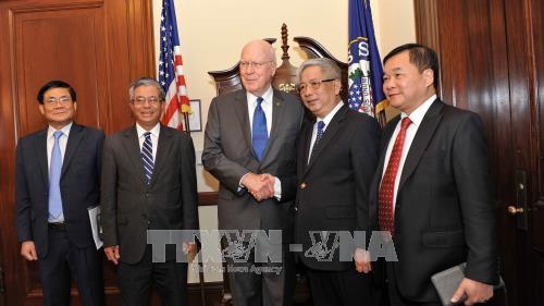 Le reglement des consequences de la guerre au menu du Dialogue de defense Vietnam-Etats-Unis hinh anh 1