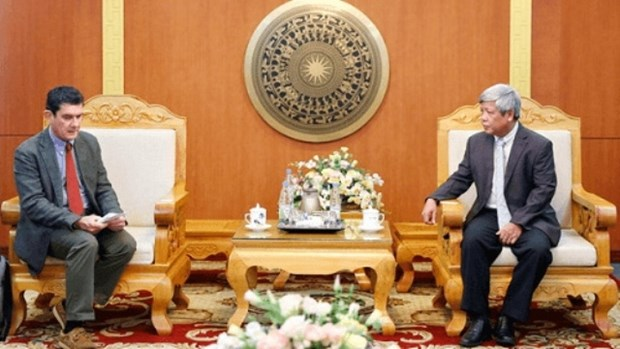 Le Vietnam souhaite promouvoir la cooperation avec l'Italie dans le domaine des ressources en eau hinh anh 1