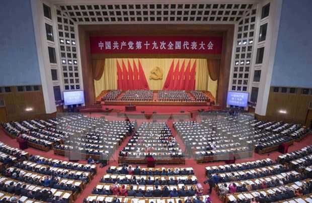 Le succes du 19e Congres du PCC contribuera aux relations Vietnam-Chine hinh anh 1