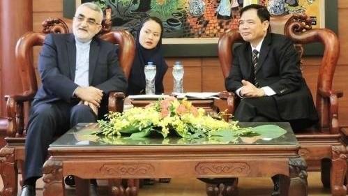 Vietnam - Iran : promouvoir la cooperation dans l'economie et le commerce hinh anh 1