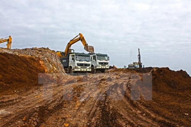 Cooperation Vietnam-Laos dans l'exploitation des minerais hinh anh 1