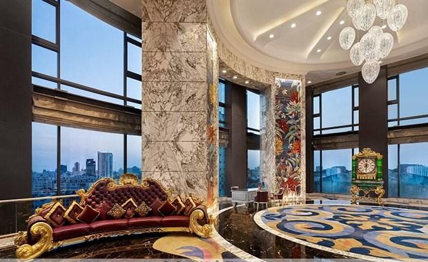 Un hotel 6 etoiles au Vietnam parmi les 5 meilleurs hotels du monde hinh anh 1