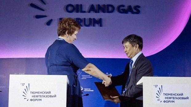 Vietnam-Russie: renforcement de la cooperation dans le petrole et le gaz hinh anh 1