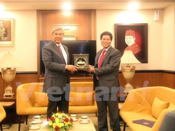 La Malaisie souhaite renforcer sa cooperation avec le Vietnam hinh anh 1