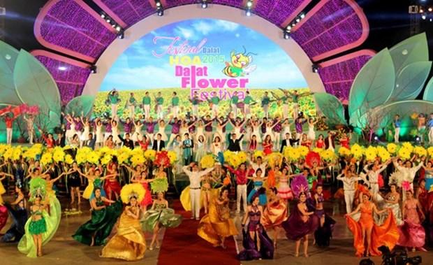 Le Festival des fleurs de retour a Da Lat en decembre hinh anh 1