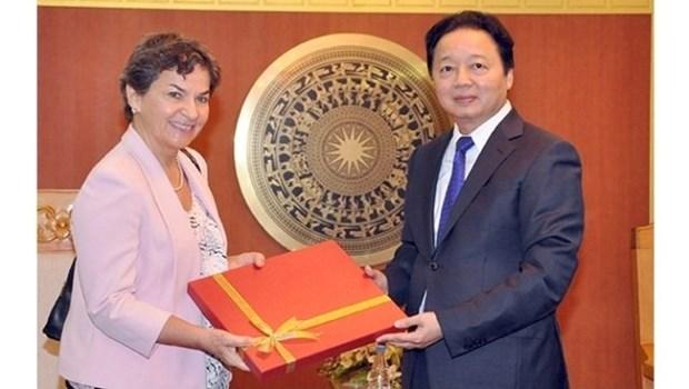 Vietnam - Mission 2020 : cooperation face aux changements climatiques hinh anh 1