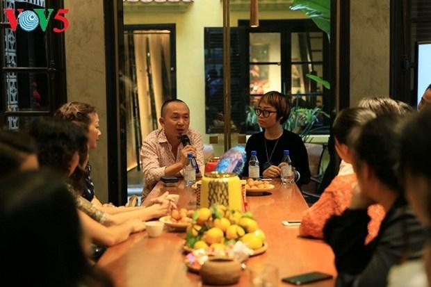 La maison communale de Dong Lac hinh anh 3