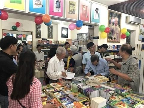 Semaine du livre russe a Ho Chi Minh-Ville hinh anh 1