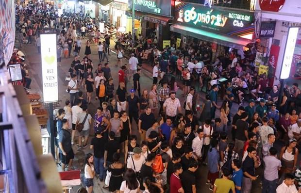 Plus de 5 millions de touristes etrangers a Ho Chi Minh-Ville depuis janvier hinh anh 1