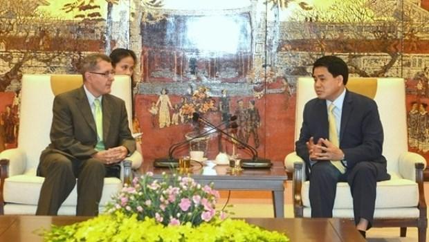Hanoi encourage toujours les investisseurs autrichiens dans divers domaines hinh anh 1