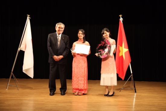 Le 11e concours d'eloquence en vietnamien au Japon hinh anh 1