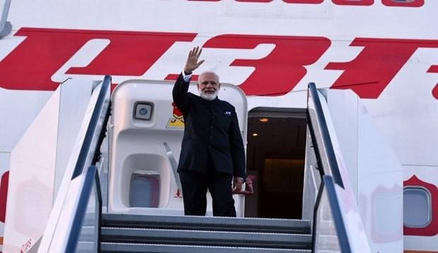 APEC 2017, un fondement pour l'adhesion de l'Inde a ce forum hinh anh 1