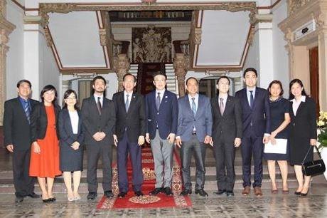 Le groupe japonais Soshi veut creer une universite a HCM-Ville hinh anh 1