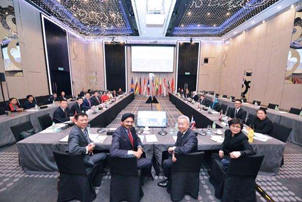 L'ASEAN presente ses standards concernant les obligations vertes hinh anh 1