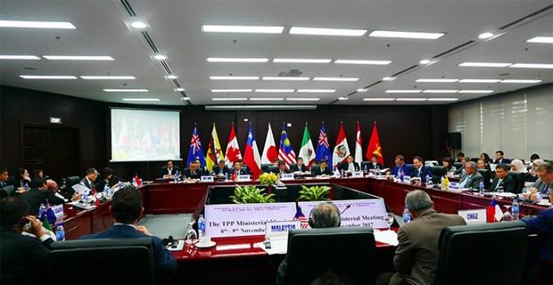 La reunion ministerielle du TPP a Da Nang hinh anh 1