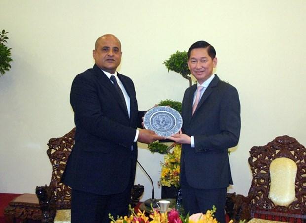 Ho Chi Minh-Ville et l'Egypte intensifient la cooperation dans le controle administratif hinh anh 1