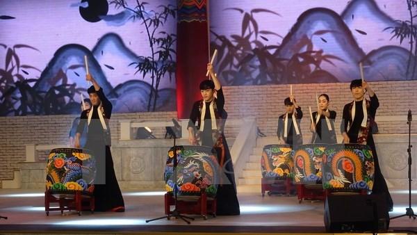 Echanges culturels entre Ho Chi Minh-Ville, Daegu et Gyeongju (R.de Coree) hinh anh 1