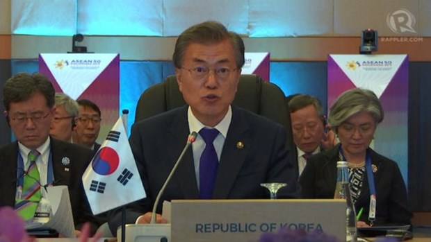 La Republique de Coree appelle a des liens plus forts avec l'ASEAN hinh anh 1
