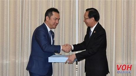 Ho Chi Minh-Ville et Mie (Japon) impulsent leur cooperation dans divers domaines hinh anh 1