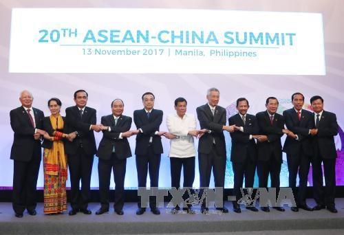 La Chine propose une vision de partenariat strategique avec l'ASEAN hinh anh 1