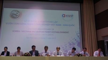 La pepiniere des technologies industrielles Vietnam-R. de Coree souffle ses 2 bougies hinh anh 1