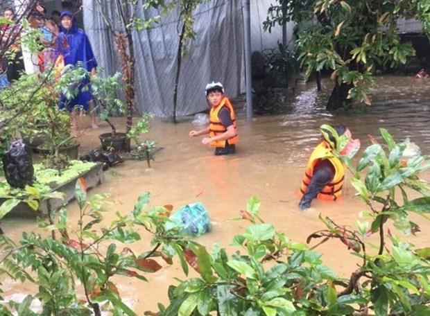 Changement climatique : le Luxembourg finance un projet a Thua Thien-Hue hinh anh 1