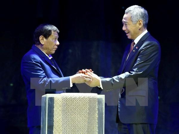 Singapour propose le theme de l'ASEAN 2018 hinh anh 1