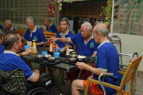 Ho Chi Minh-Ville: Manque de maisons de retraite dans un Vietnam vieillissant hinh anh 1