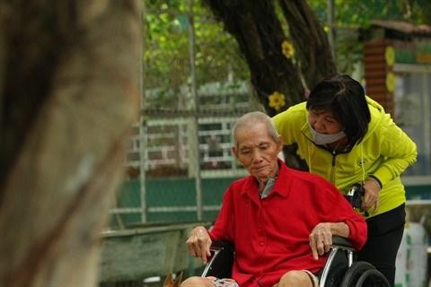 Ho Chi Minh-Ville: Manque de maisons de retraite dans un Vietnam vieillissant hinh anh 2