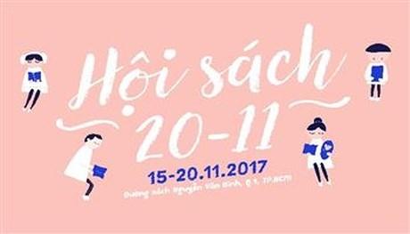 HCM-Ville: Journee du livre en l'honneur de la Journee des enseignants du Vietnam hinh anh 1