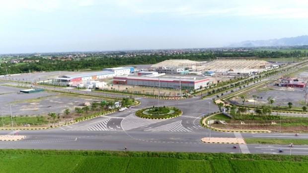 Un projet sud-coreen de 100 millions de dollars lance a Ha Nam hinh anh 1
