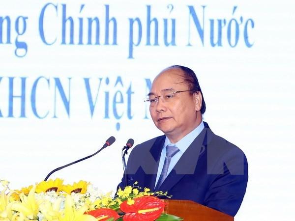 Le Premier ministre a la conference de promotion de l'investissement a Bac Kan hinh anh 1