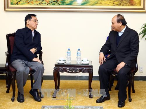 Le Vietnam attache toujours de l'importance a ses relations avec le Laos hinh anh 1