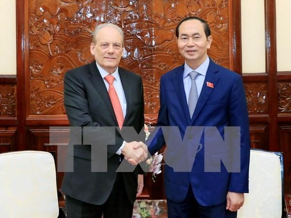 Le Vietnam attache de l'importance aux relations avec l'Uruguay hinh anh 1