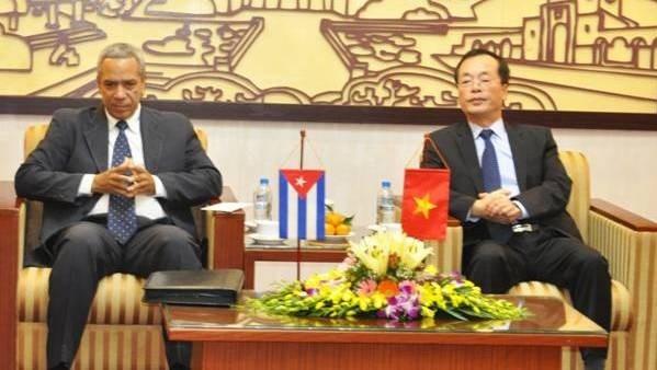 Vietnam - Cuba : vers une cooperation accrue dans le commerce et l'investissement hinh anh 1