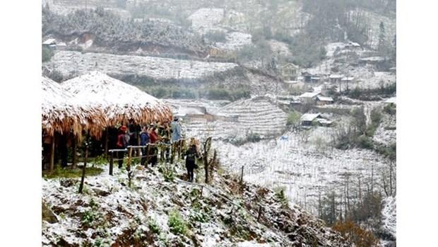 Bienvenue a la fete de l'hiver de Sa Pa hinh anh 1