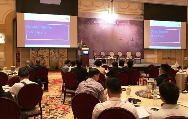 Dubai - Marche potentiel pour les entreprises vietnamiennes hinh anh 1