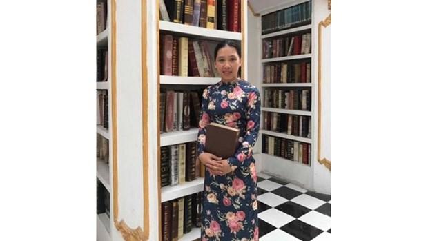 Lise Nguyen souhaite devenir une passerelle entre la France et le Vietnam hinh anh 1