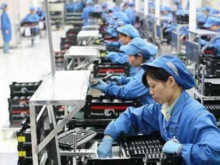 Plus de 61 milliards de dollars d'exportation de telephones et ordinateurs depuis janvier hinh anh 1
