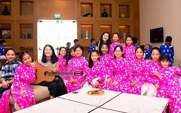 350 artistes vietnamiens et etrangers bientot a la Sing for Joy 2017 hinh anh 1
