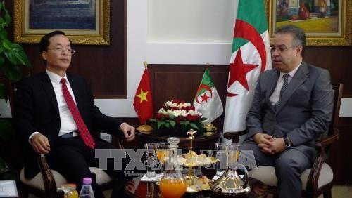 Le Vietnam et l'Algerie renforcent leur cooperation multiforme hinh anh 2