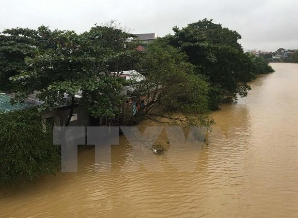 Aides aux sinistres des catastrophes naturelles au Vietnam hinh anh 1