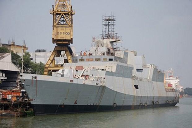 L'Inde et le Cambodge intensifient leur cooperation dans la defense hinh anh 1