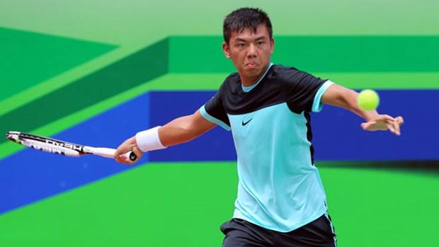 Tennis : Ly Hoang Nam renoue avec le top 500 mondial hinh anh 1