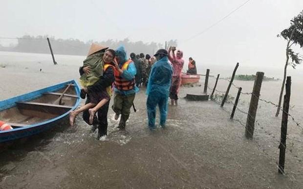 ONU : 4,21 millions d'USD pour pour faire face aux catastrophes naturelles au Vietnam hinh anh 1